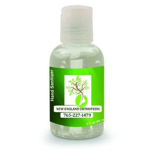 2 oz hand sanitizer