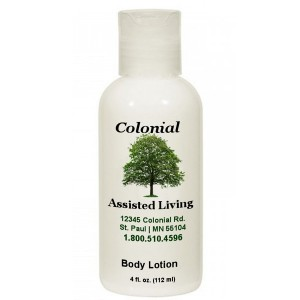 4 oz body lotion
