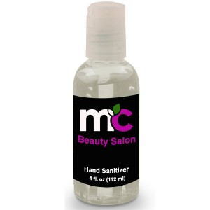 4 oz hand sanitizer
